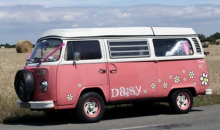 Daisy the Camper