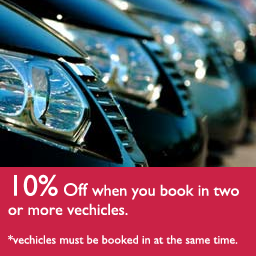 Special Booking Offer